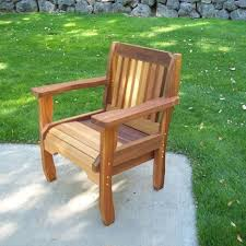Patio Wooden Chairs Cabbage Hill Outdoor Wood Chair At Brookstone Buy Now Things N