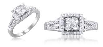 Kohls Wedding Rings 2 by Princess Cut Diamond Engagement Rings