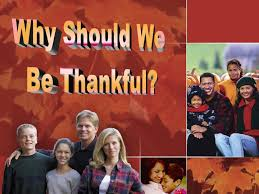 why should we be thankful thanksgiving sermon psalm 100