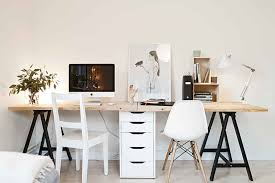 Diy Trestle Desk Easy Diy Desk Ideas Projects Apartment Therapy