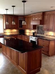 Modern Cherry Kitchen Cabinets Finest Cherry Wood Kitchen Cabinets Wallpaper Kitchen Gallery