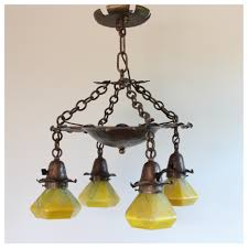 Arts Crafts Lighting Fixtures Arts And Crafts Chandelier Chandelier Designs