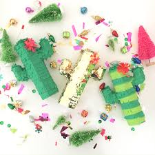 christmas tree ornament pinatas mini pinata gift box