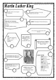 13 best images of martin luther king worksheets martin luther