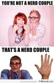 Nerd Memes - 16 nerd couple meme pmslweb