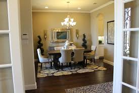Easter Dining Room Decorating Ideas by Model Home Decor Also With A Room Decor Ideas Also With A Cool