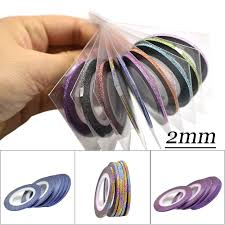nail art striping tape online buy wholesale nail art striping tape from china nail art