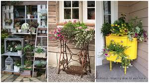 17 brilliant planter stand alternatives to transform your backyard