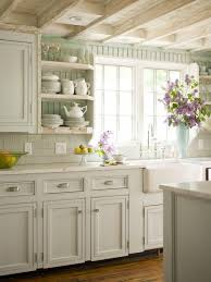 artistic white country kitchen designs and decor on kitchens