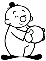 bumba bumbalu holding ball coloring pages batch coloring