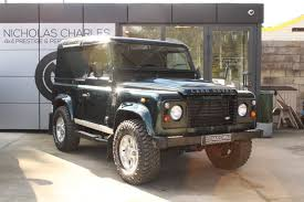 land rover 110 for sale used land rover defender 90 hard top td 4x4 for sale in belper