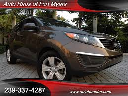 2012 kia sportage lx ft myers fl for sale in fort myers fl