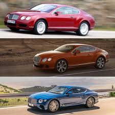 the all new 3rd generation 2018 bentley continental gt 6354