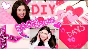 Bethany Mota Valentine S Day Decor by Cozy U0026 Cute Room Decor Ideas U0026 Inspiration Decorating My Room For