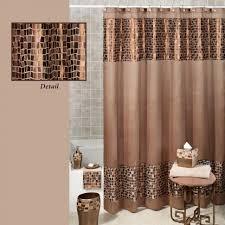 Stall Size Shower Curtains Shower Fabric Shower Stallrtains Amazon Com Interdesign