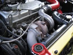 nissan titan turbo kit 03 turbo lancer yellow upgrades michigan 10k evolutionm