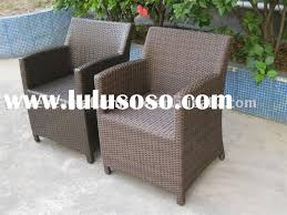 2016 plastic wicker patio furniture design that will make you feel