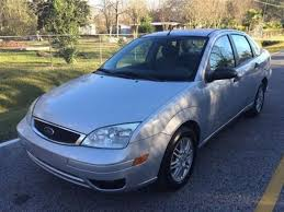2005 used ford focus 4dr sedan zx4 se at car guys serving houston