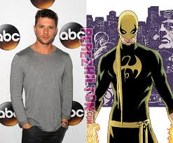 Iron Fist Halloween Costume Marvel Iron Fist Netflix