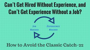 How To Get A Job Without A Resume When A Resume Specialist Can U0027t Help Avoiding A Job Experience
