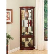cherry corner curio cabinet evelyn cherry corner curio c131 furniture pinterest cherries