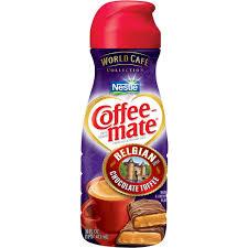 flavor flav halloween costume coffee mate belgian style chocolate toffee liquid coffee creamer