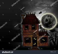 coupon for halloween horror nights cartoon style hand drowned halloween horror stock illustration