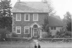 exterior home design styles defined georgian style 1700 1800 phmc pennsylvania architectural