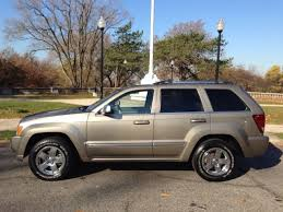 tan jeep cherokee seller of classic cars 2006 jeep grand cherokee gold tan
