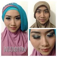 tutorial makeup natural wisuda ini vindy yang ajaib makeover hijab dan make up wisuda natural