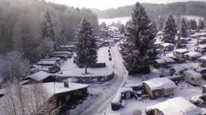 Wiesengrund Bad Hindelang Camping Wiesengrund Winter Teil 2 Youtube