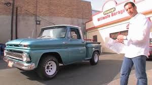 Classic Chevy Trucks 1965 - 1965 chevy c10 pick up for sale with test drive driving sounds