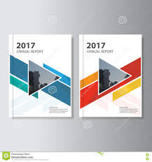 cover layout com colorful vector annual report leaflet brochure flyer template design