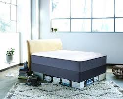 queen size mattress set recharge world class sea glen plush super