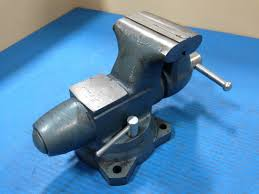 used wilton vise 600 bullet swivel bench vice anvil 6 jaw 121033