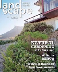 landscape design u0026 garden magazine autumn 2014 by landscape