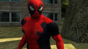 deadpool spider man gameplay the amazing spider man 2 pc mod
