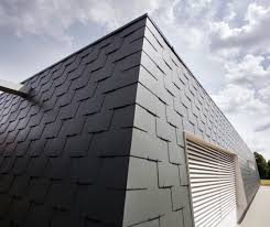 Danforth Roofing Supplies by Marley Eternit Birkdale Slates Providing A Striking Edge On Tally