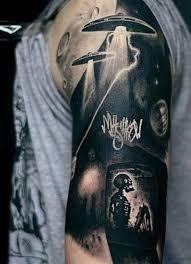36 best alien u0026 ufo tattoos images on pinterest alien tattoo