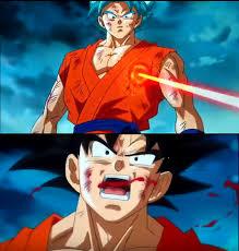 Laser Meme - goku vs laser meme by mertyville on deviantart