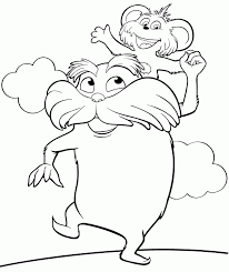 lorax coloring pages pdf lorax coloring pages coloring pages for children