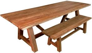 Wooden Bench Table Wooden Designs