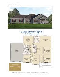 100 what is a split floor plan three bedroom split villa