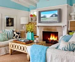 Living Room Designs With Bright Color Schemes Housely - Bright colors living room