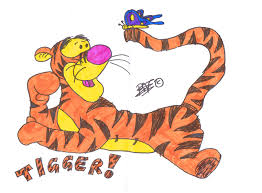 images of tigger from winnie the pooh winnie the pooh tigger drawing by chibigirl909 on deviantart
