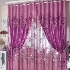 Purple Valances For Windows Ideas Purple Window Valance With Modern Curtains And Wall Art Also White