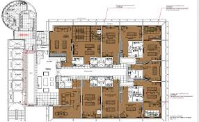interior layout dwg massage center interiors layout dwg cad drawing