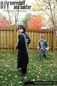 werewolf and werewolf hunter halloween costumes kim byers