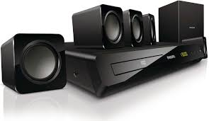blu ray player and home theater system 5 1 home theatre htd3500 55 philips