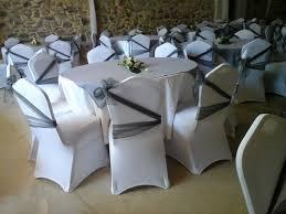 couvre chaise mariage housse de chaises mariage pas cher luxe housse chaise lycra meilleur
